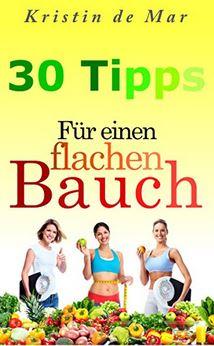 30 Tipps flacher Bauch