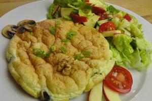 Champignon Tortilla